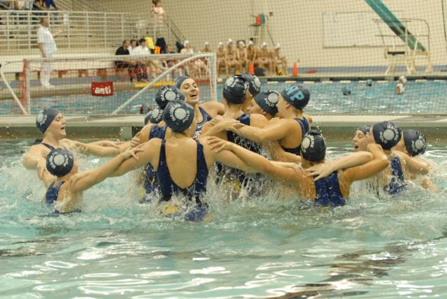 2010 Girls Water Polo, Taken by Mike O'Niell